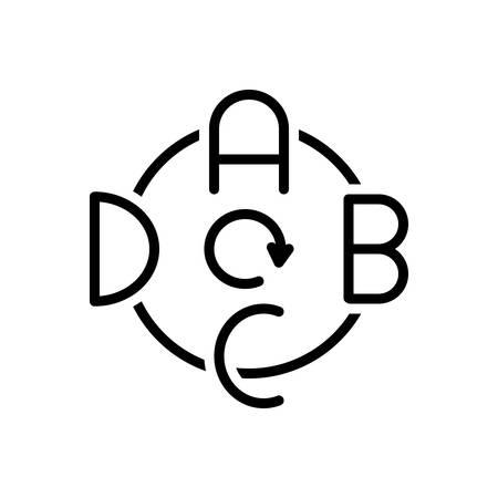 Icon for permutation, change Çizim