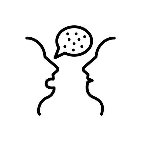 Icon for parakeet, persuasive