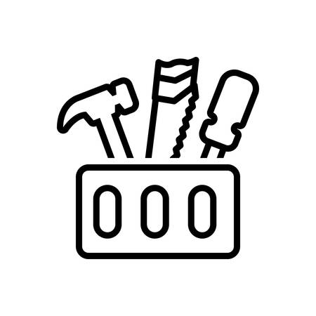 Icon for toolbox ,tool