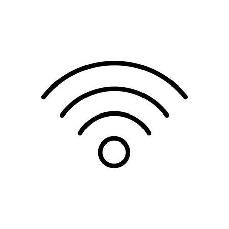 Icon for wifi hotspot,access