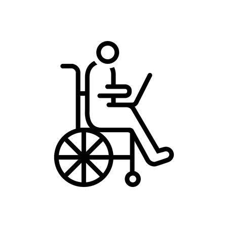 Icon for accessibility,disability Stock fotó - 130481635