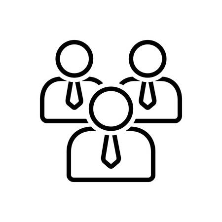 Icon for personnel,staff,people