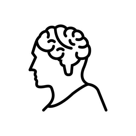 Icon for brain,mind