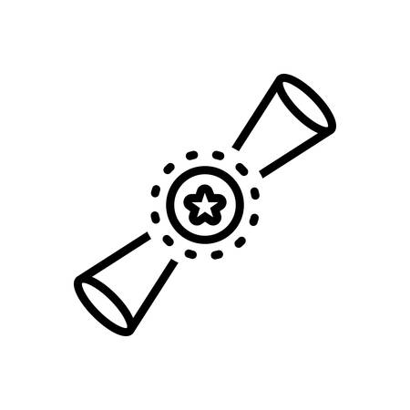 Icon for pulsar,asteroid