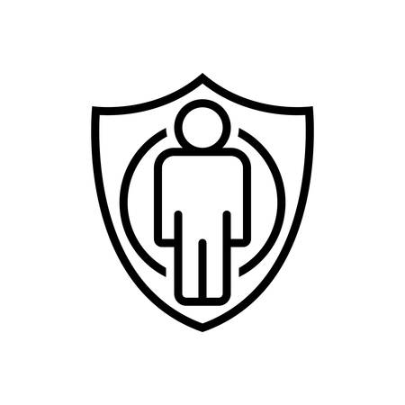 Icon for protection,shield,armor
