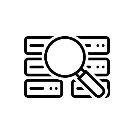 Icon for stock data analysis,data analysis,research
