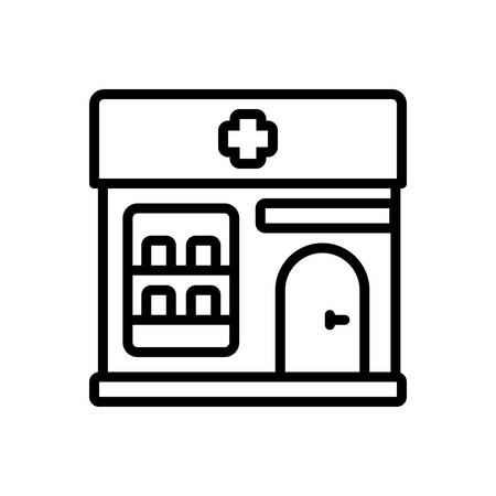 Icon for pharmacy,apothecary