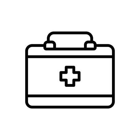 Icon for doctor bag,doctor