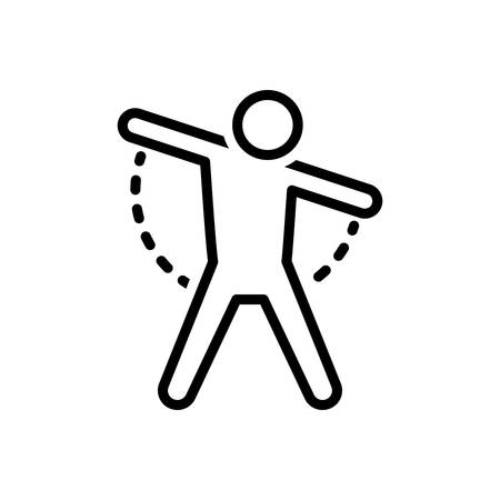 Icon for exercise,wellness