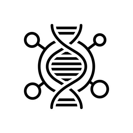 Icon for dna,genetic