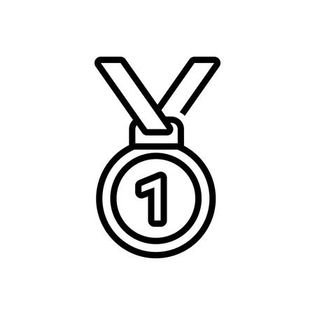 Icon for first place,achievement,award