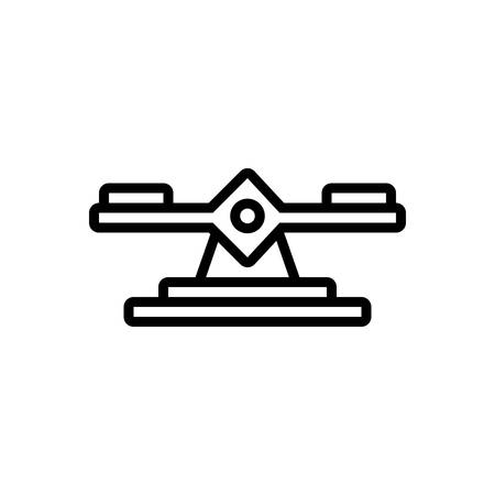 Icon for balance,integrity