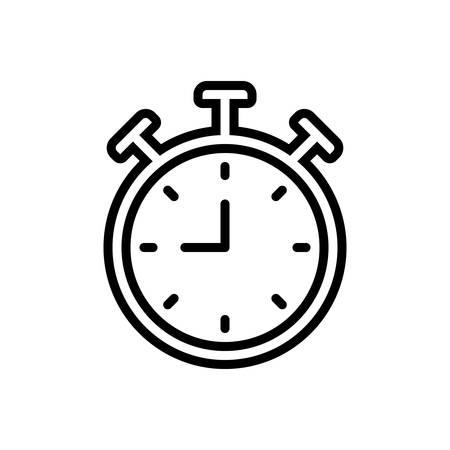 Icon for clock,alarm clock