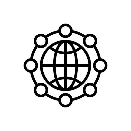 Icon for global network,global,network 일러스트