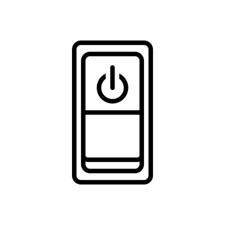 Icon for power switch,power 일러스트