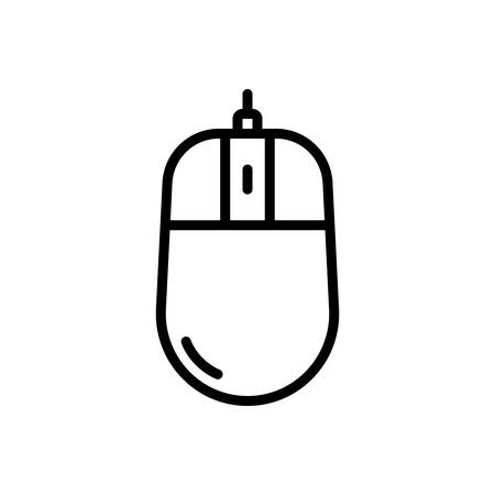 Icon for mouse,computer mouse,computer Ilustrace