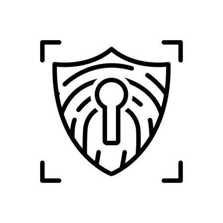 Icon for security,secure