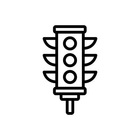 Icon for traffic light,traffic,light