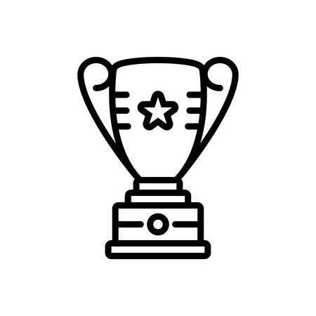 Icon for trophy,prize,cup,winner 일러스트