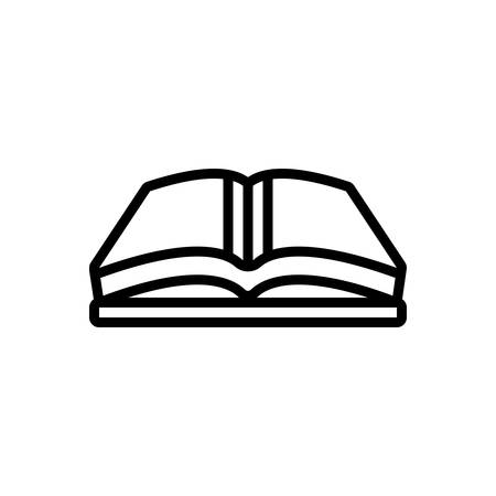 Icon for open book,open,book,magazine 일러스트