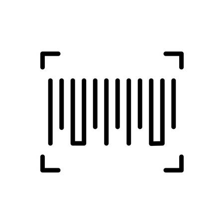 Icon for barcode,scan