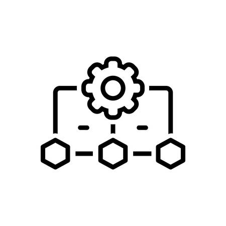 Icon for workflow process,workflow