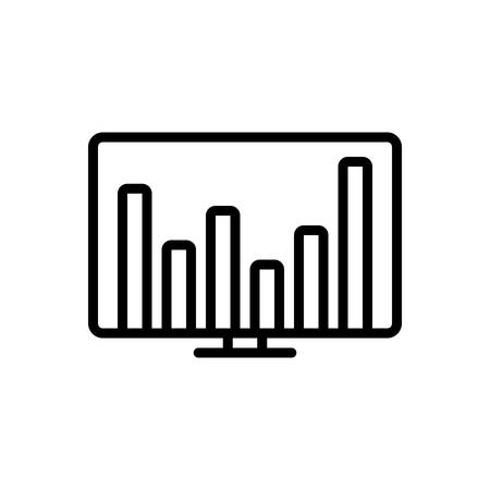 Icon for financial data,financial,data