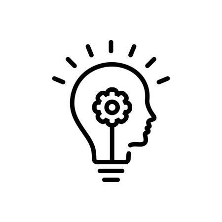 Icon for idea generation,idea,generation