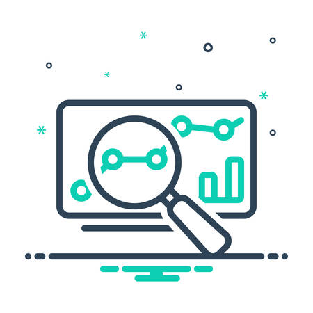 Icon for data analysis,data,analysis,statistic