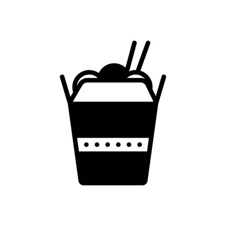 Wok box icon