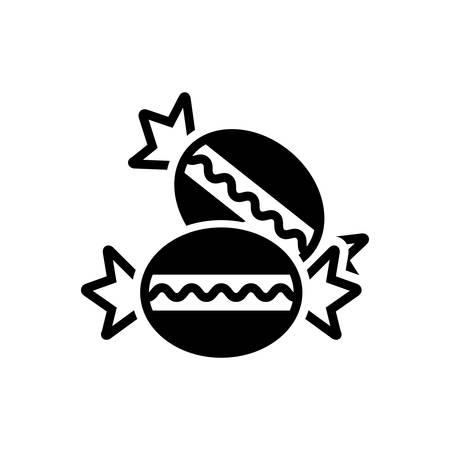 Bonbon candy icon