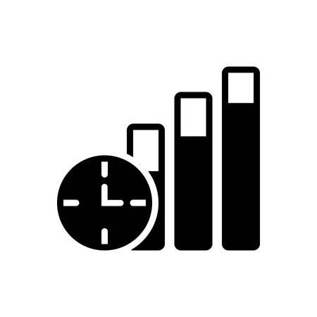 Growth icon Ilustracja