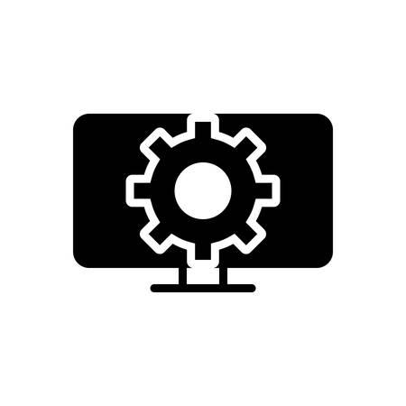 Service setting icon