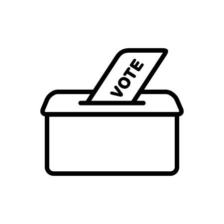 Icon for vote ,policies