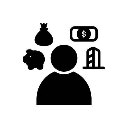 Retirement plan icon