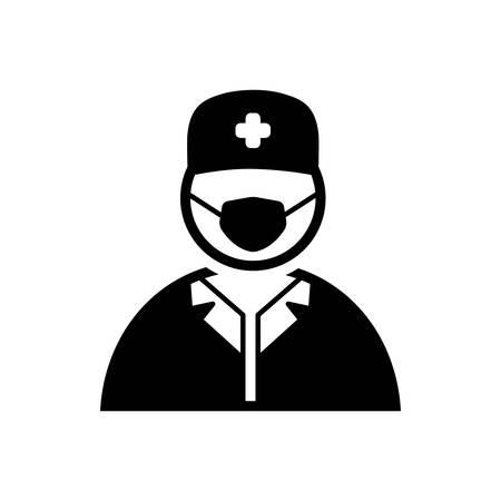 Surgeon doctor icon