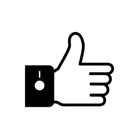 like icon  イラスト・ベクター素材
