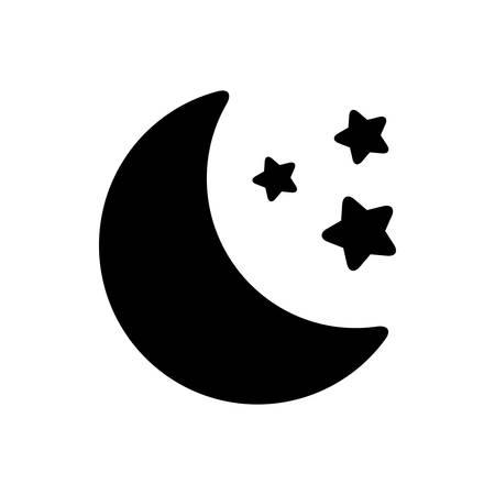 Moon icon Çizim