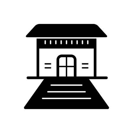 Home icon Illusztráció
