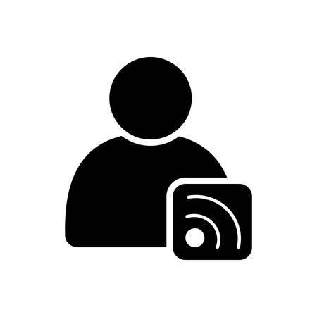 Follow feed icon