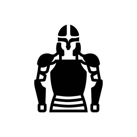 Armor Icon Royalty Free Cliparts, Vectors, And Stock