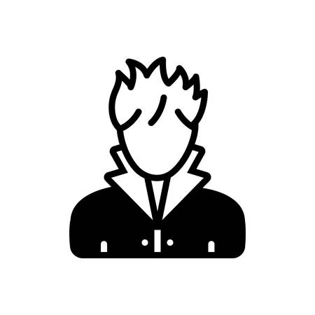 Hair stylist icon