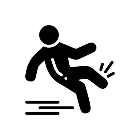 Slippery icon