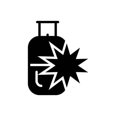 Blaster icon Ilustracja