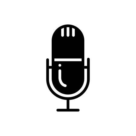 Mic speech icon