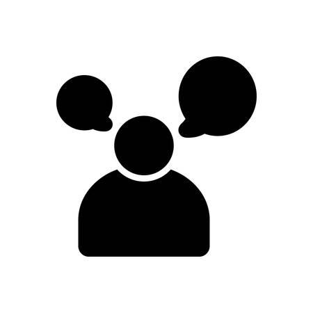 Communication icon Ilustracja