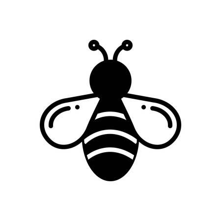 Icon for bee ,honey
