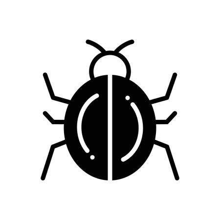 Icon for bug, insect