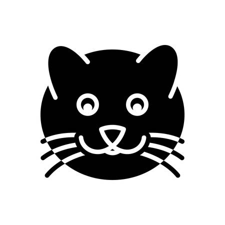 Icon for cat ,face