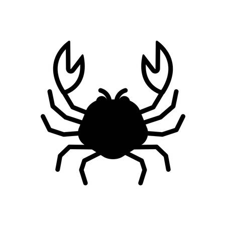 Icon for  crab, animals